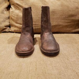 JOHN VARVATOS Mens Leather Boots